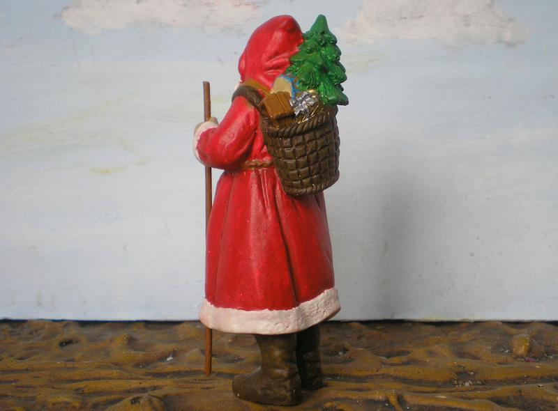 Figuren zur Weihnachtsdekoration - meine Sammlung, Restaurierungen & Bemalungen - Seite 2 196e8b13
