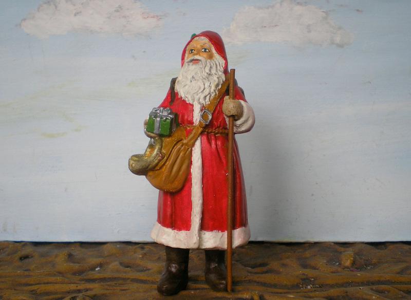 Figuren zur Weihnachtsdekoration - meine Sammlung, Restaurierungen & Bemalungen - Seite 2 196e8b17