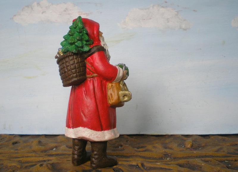 Figuren zur Weihnachtsdekoration - meine Sammlung, Restaurierungen & Bemalungen - Seite 2 196e8b18