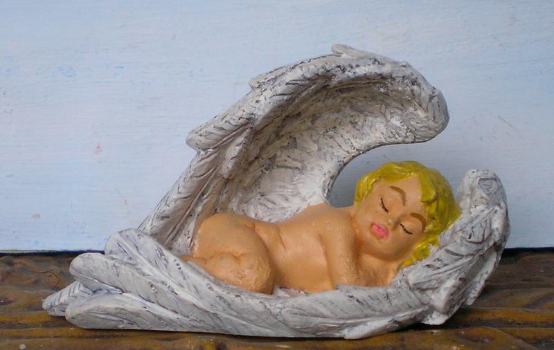 Figuren zur Weihnachtsdekoration - meine Sammlung, Restaurierungen & Bemalungen 196f6b12