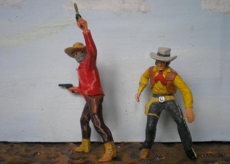 Bemalungen, Umbauten, Modellierungen - neue Cowboys für meine Dioramen - Seite 4 20161170