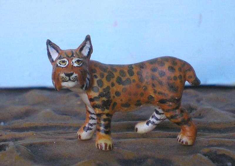 Bemalungen, Umbauten, Modellierungen - neue Tiere für meine Dioramen - Seite 6 224d2b10