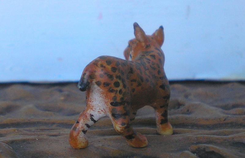 Bemalungen, Umbauten, Modellierungen - neue Tiere für meine Dioramen - Seite 6 224d2g10