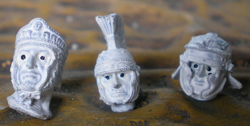 Bemalung von Römern 242c1a11
