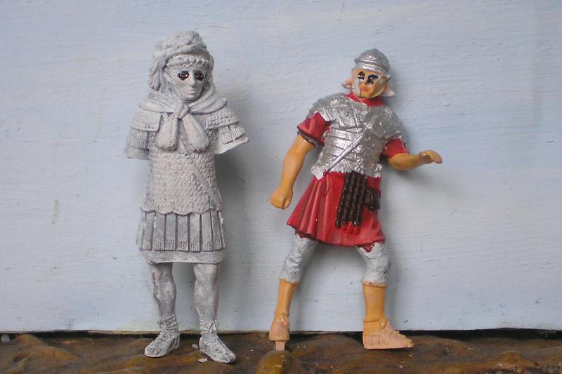 Bemalung von Römern 242c2b10