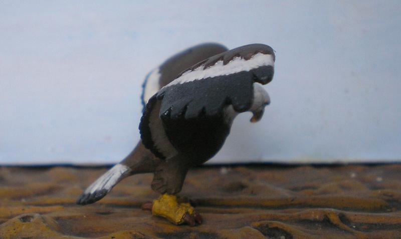 Bemalungen, Umbauten, Modellierungen - neue Tiere für meine Dioramen - Seite 5 244a4a22
