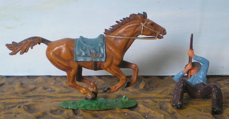 Bemalungen, Umbauten, Modellierungen - neue Cowboys für meine Dioramen - Seite 4 246a4a10