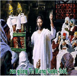 Chúa Nhật 3 Thường Niên Năm A - (22.01.2017) Suy Niệm Lời Chúa Cn-3-t13