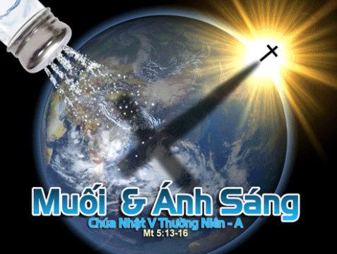 Chúa Nhật 5 Thường Niên Năm A - (05.02.2017) Suy Niệm Lời Chúa   Cn-5-t12