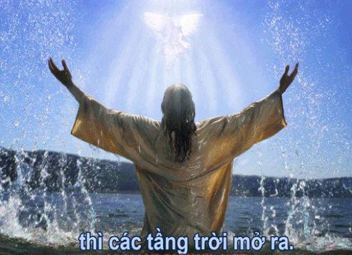Lễ Chúa Giêsu Chịu Phép Rửa Năm A- (08.1.2017) Suy Niệm Lời Chúa Cn-chu11