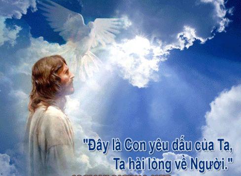 Lễ Chúa Giêsu Chịu Phép Rửa Năm A- (08.1.2017) Suy Niệm Lời Chúa Cn-chu12