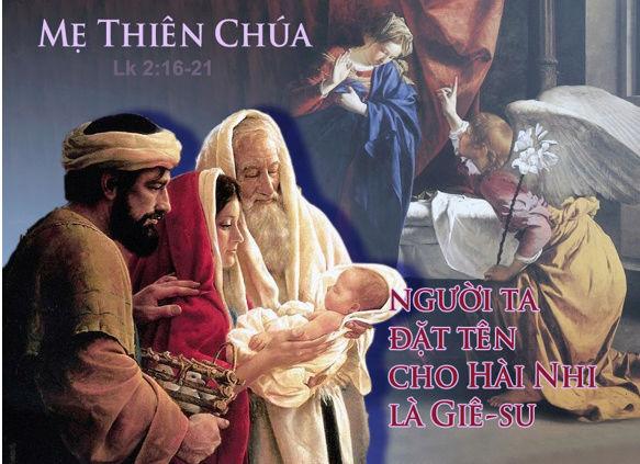 Chúa Nhật Lễ Ðức Maria Mẹ Thiên Chúa  (01.1.2017) Suy Niệm Lời Chúa Cn-lem10