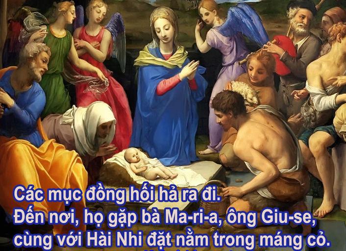Chúa Nhật Lễ Ðức Maria Mẹ Thiên Chúa  (01.1.2017) Suy Niệm Lời Chúa Cn-lem11