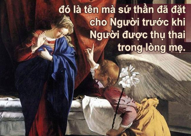 Chúa Nhật Lễ Ðức Maria Mẹ Thiên Chúa  (01.1.2017) Suy Niệm Lời Chúa Cn-lem13