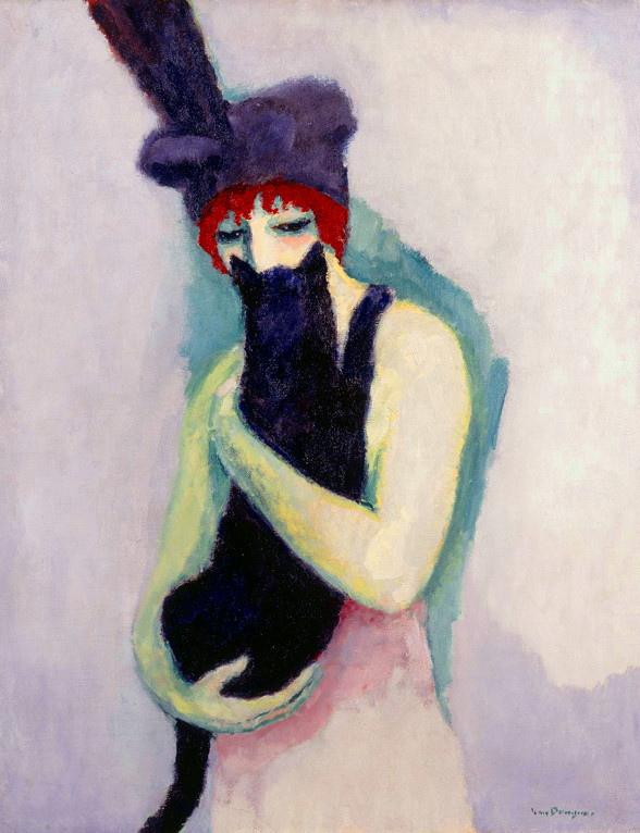 Kees van Dongen Woman-10