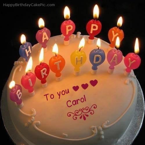 Happy Birthday Carol! Candle10