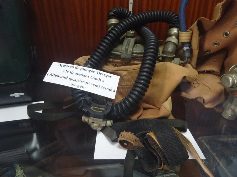 la petite Histoire des plongeurs de la Marine Nationale Dsc03610