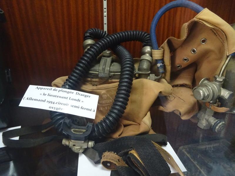 la petite Histoire des plongeurs de la Marine Nationale Dsc03616