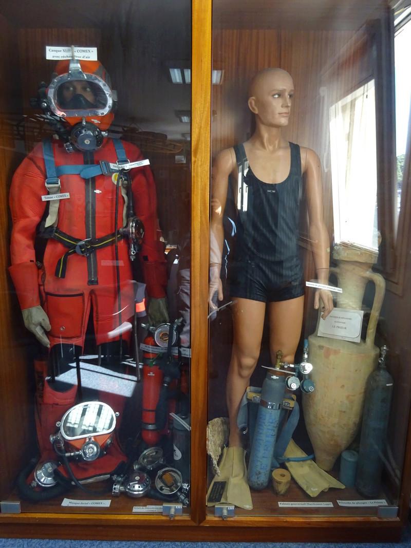 la petite Histoire des plongeurs de la Marine Nationale Dsc03715
