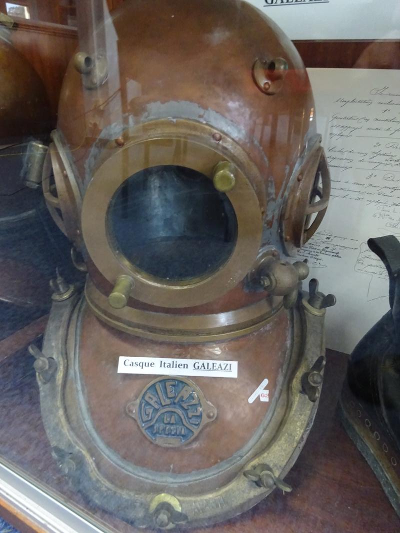 la petite Histoire des plongeurs de la Marine Nationale Dsc03717