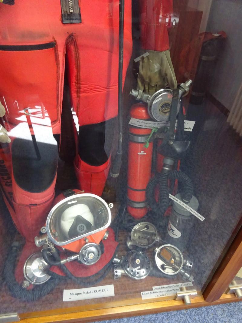 la petite Histoire des plongeurs de la Marine Nationale Dsc03718
