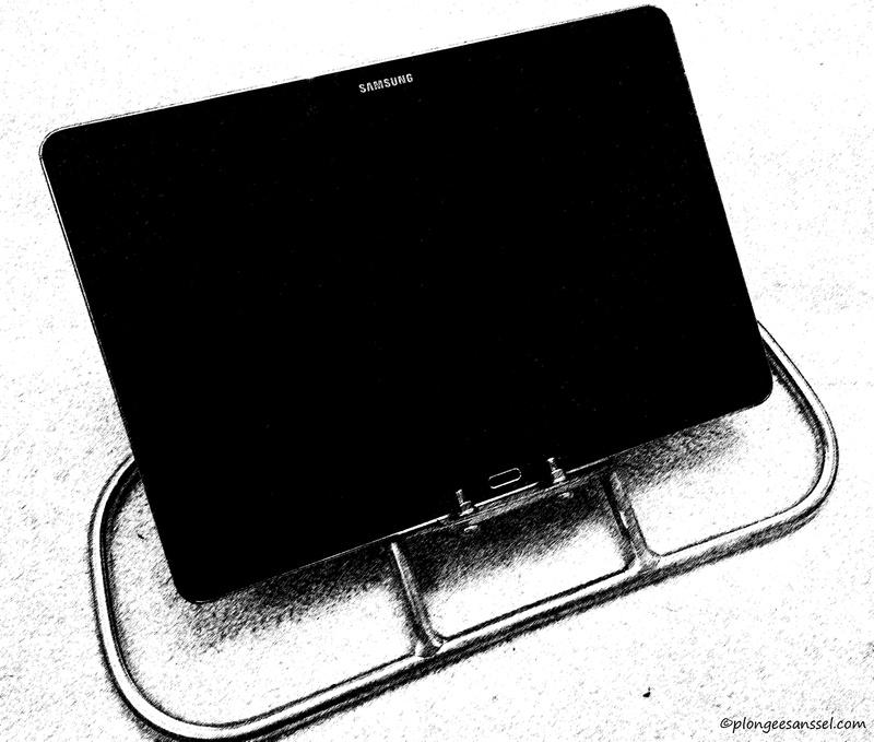 du DC55 au visionnage confortable de sa tablette dans son lit ! Dsc03910