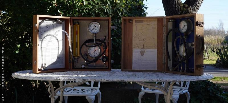 vintage: malettes FENZY de réglages pour Oxygers, DC55, Mixgers, etc. Dsc03920