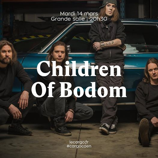 CHILDREN OF BODOM - Page 6 15350610