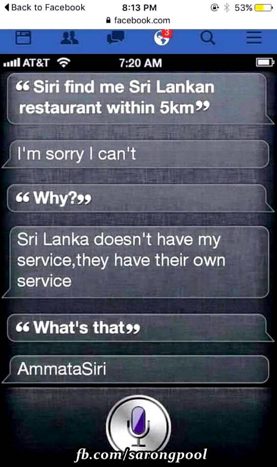 Our Own Siri ! Siri10