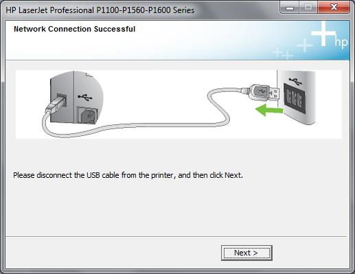 Cài đặt HP LaserJet P1102w để in qua mạng không dây Hp3i10