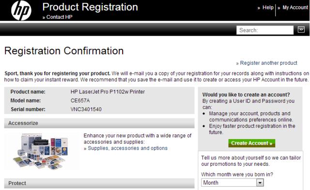 Cài đặt HP LaserJet P1102w để in qua mạng không dây Hp410