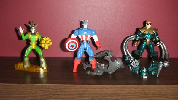 FS: Spider-Man TAS, various Marvel Legends/Select, Gears of War + more Electr10