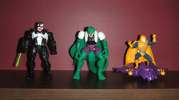 FS: Spider-Man TAS, various Marvel Legends/Select, Gears of War + more Shape_10