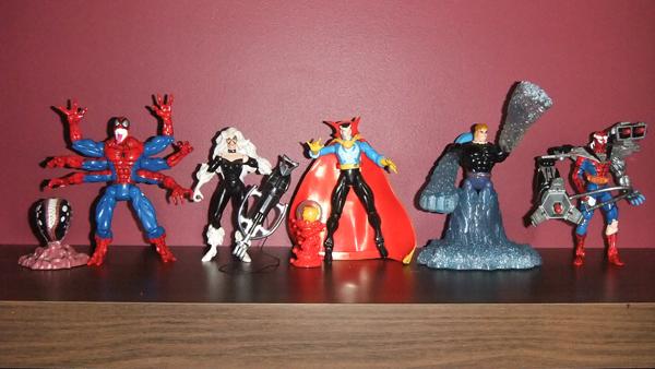 FS: Spider-Man TAS, various Marvel Legends/Select, Gears of War + more Spider10