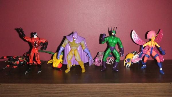 FS: Spider-Man TAS, various Marvel Legends/Select, Gears of War + more Spider11