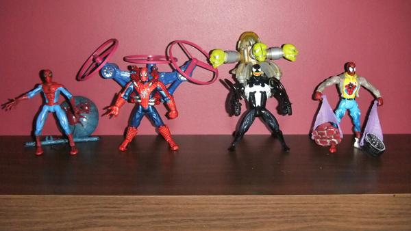 FS: Spider-Man TAS, various Marvel Legends/Select, Gears of War + more Spider12