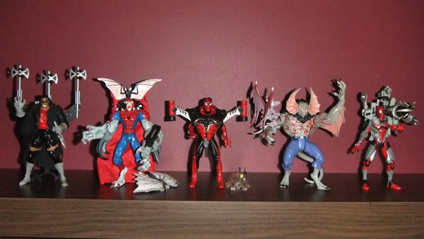 FS: Spider-Man TAS, various Marvel Legends/Select, Gears of War + more Vampir10