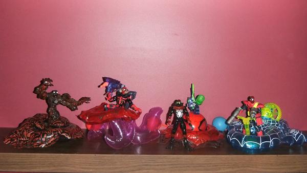 FS: Spider-Man TAS, various Marvel Legends/Select, Gears of War + more Web_sp12