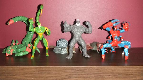 FS: Spider-Man TAS, various Marvel Legends/Select, Gears of War + more Web_tr10