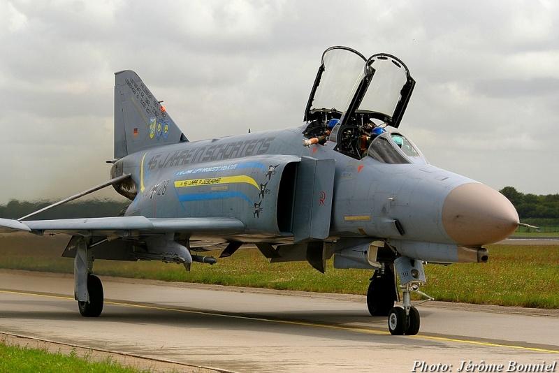 Cérémonie d' adieu des derniers F4F Phantom 2 à Wittmund! Imgp7819