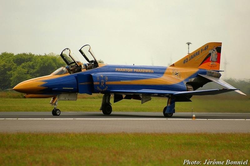 Cérémonie d' adieu des derniers F4F Phantom 2 à Wittmund! Imgp7911