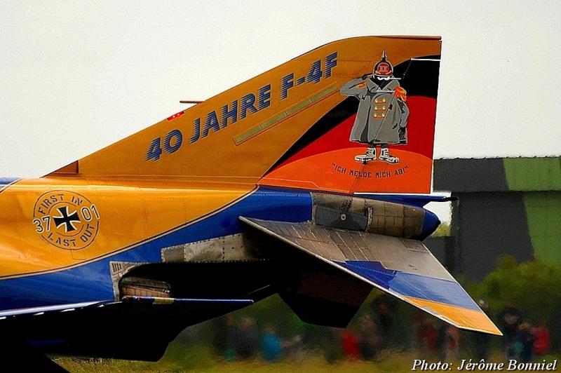 Cérémonie d' adieu des derniers F4F Phantom 2 à Wittmund! Imgp7912