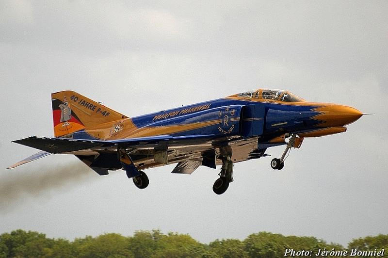 Cérémonie d' adieu des derniers F4F Phantom 2 à Wittmund! Imgp8018