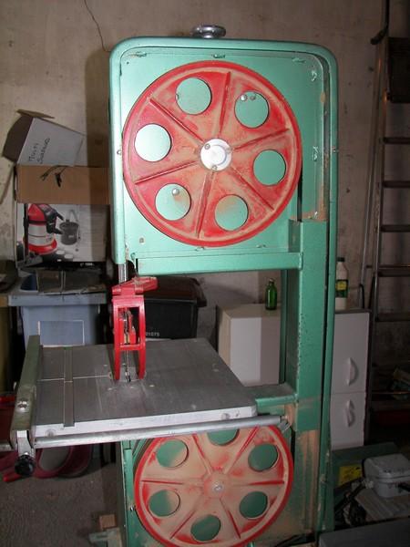 Achat de machines Kity 00515