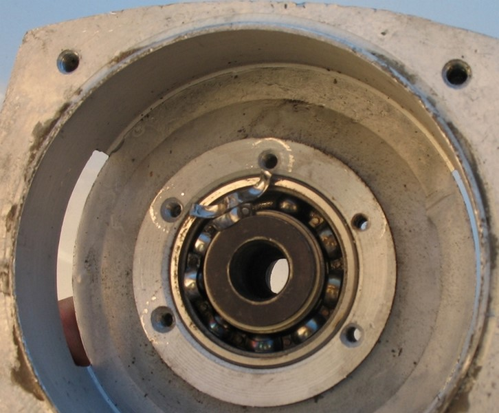 Problème moteur défonceuse Feidwood 00822