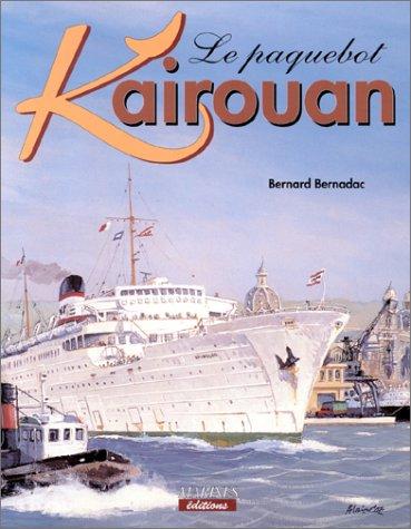 Paquebot KAIROUAN Bernad10