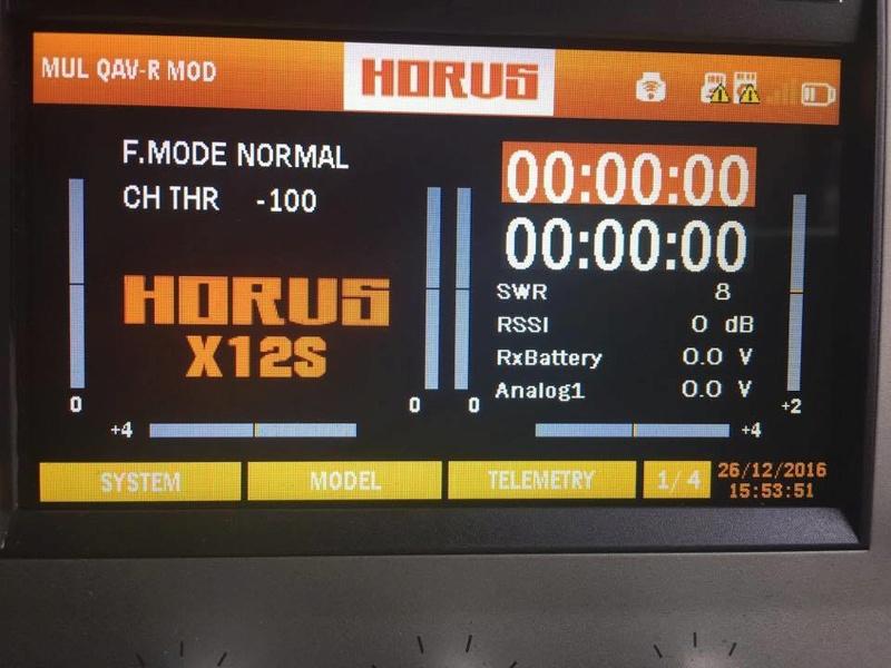 PROBLEME HORUS X12S 15749610