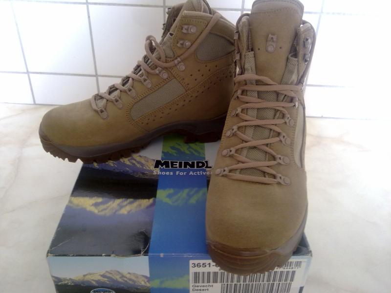 Dutch desert camouflage  jacket 05092010