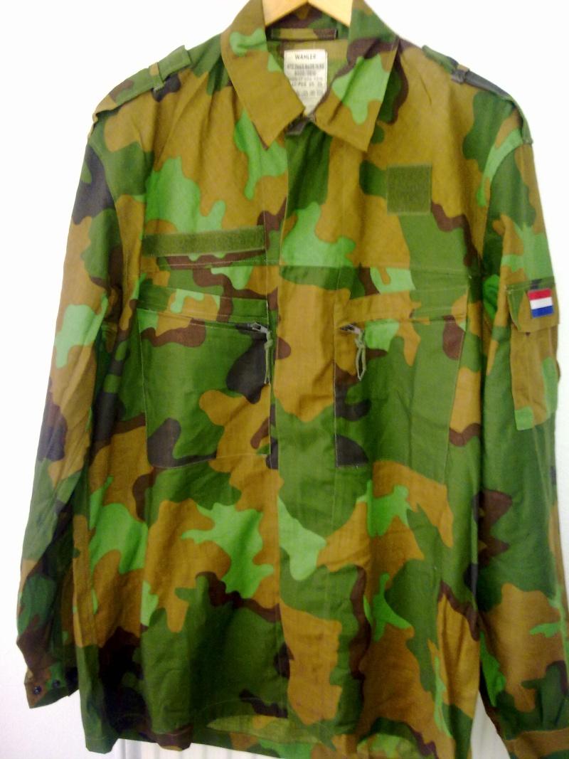 Dutch jungle gvt jacket 24082010