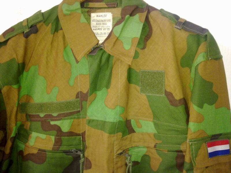 Dutch jungle gvt jacket 24082011